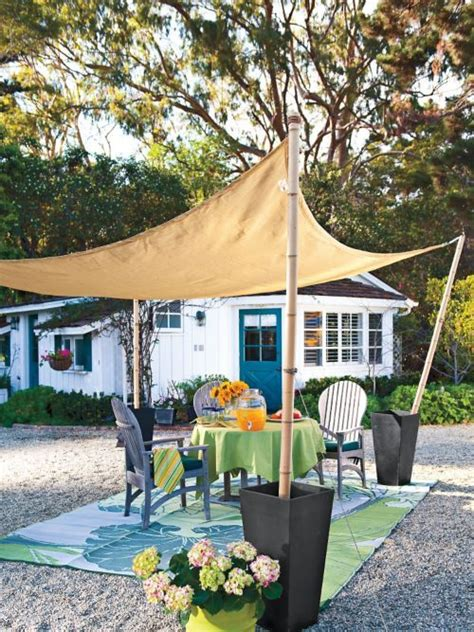 best 25 triangle sun shade ideas on awnings