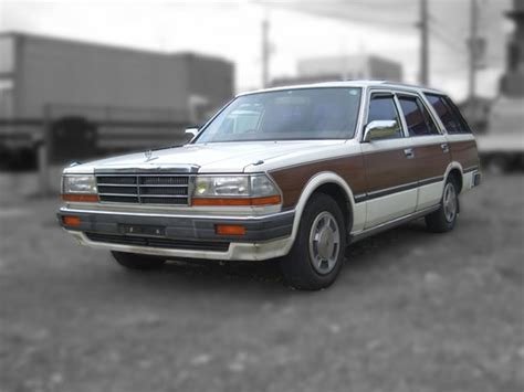 nissan gloria wagon 1979 nissan gloria 2200 diesel related infomation specifications weili automotive network