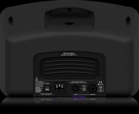 behringer b207 mp3 active monitor system whybuynew
