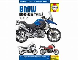 Haynes Manual R1200gs  Adventure  1200r  1200rt   U0026 39 10 On