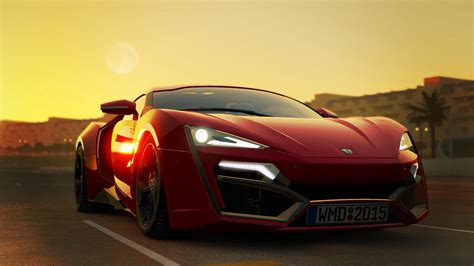 lykan hypersport project cars to receive a free car every month starting