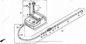 Honda Outboard Parts By Year 1997 Oem Parts Diagram For