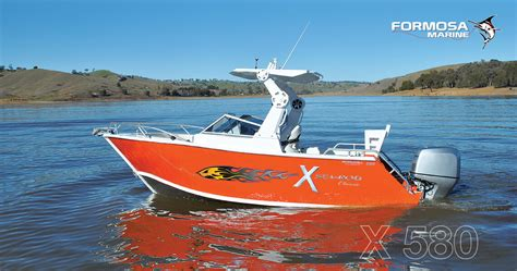 Offshore Bowrider Boats by Sea Rod Offshore X Bowrider Formosa Marine