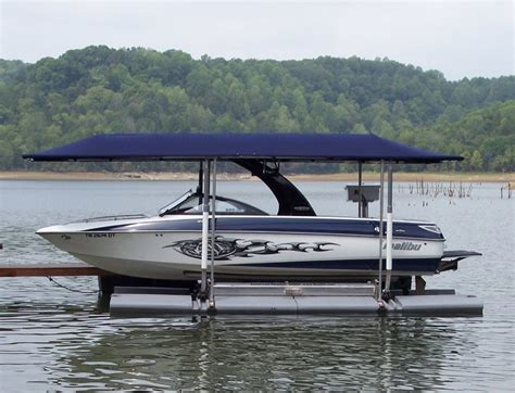 Floating A Boat Lift by Sunstream Boat Lifts 187 Floatlift Premium Free Floating