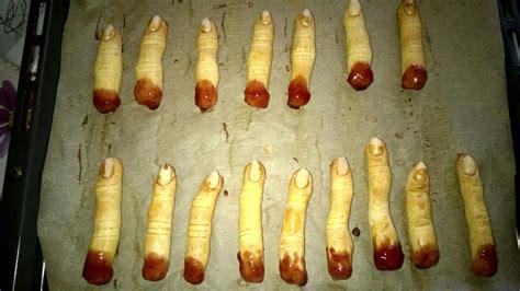halloween finger rezept mit bild kochbarde