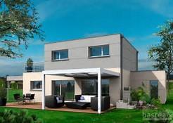 HD wallpapers plan maison moderne cube www ...