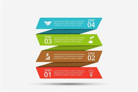 diagrams  business infographic  ad template