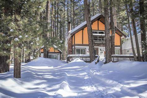 snow summit cabins chalet at snow summit big cool cabins