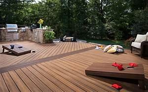 terrasse en bois composite ce qu39il faut savoir With idee de terrasse en composite