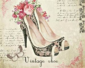 Vintage shoes - Other & Abstract Background Wallpapers on ...
