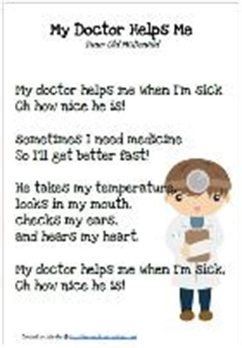 Going To Nursery Book by Friday Freebie Community Helpers Doctor Resources