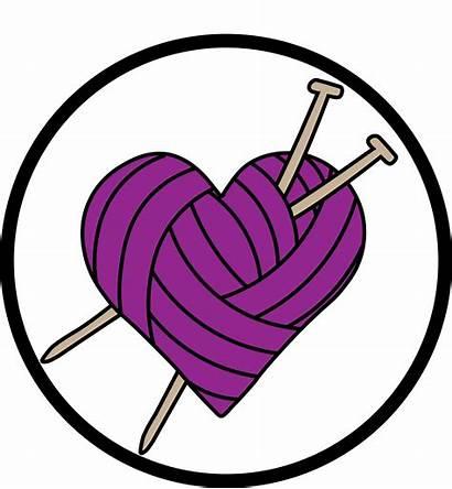 Knitting Clipart Transparent Crochet Warehouse Creative Elissa