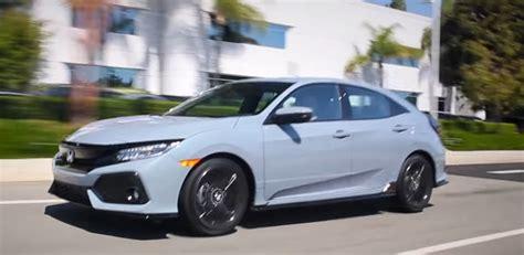 2017 Best Hatchback Comparison Suggests Civic And Impreza