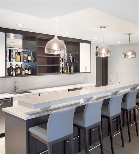 Modern Home Bar by 15 Stupendous Modern Home Bar Designs That Will Make Your