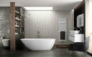 Idee carrelage salle de bain d39inspiration design for Salle de bain design avec décoration mariage antillais