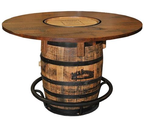 Whisky Barrel Planter Ideas by 25 Best Ideas About Whiskey Barrel Table On Pinterest