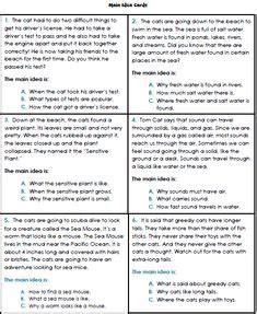 main idea and supporting details 3rd 5th grade worksheet lesson planet lesson planet