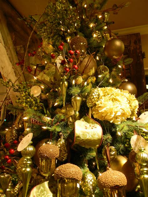 christmas tree inspiration at park hill home southern