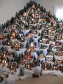 Half Corner Christmas Tree
