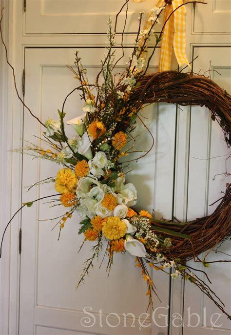 Bridal Wreaths Stonegable