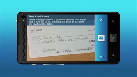 deposit checks by phone how to deposit a check with your iphone money nation