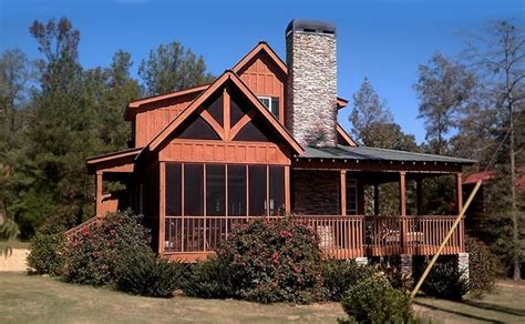 rustic cottage house plan   craftsman house plans cottage house plans small cottage