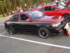 Modified Toyota Corolla 97