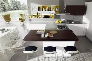 Cucina Moderna Con Penisola Best Cucina Con Penisola With Cucina Moderna Con Penisola Perfect