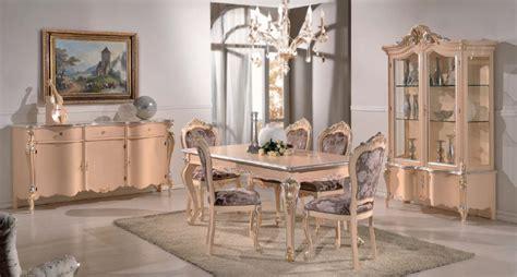 sale da pranzo stile classico arredamento zona giorno in stile classico dane mobili