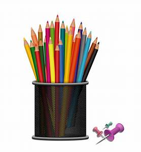 free illustration kit school supplies crayons free With what kind of paint to use on kitchen cabinets for transparent sticker