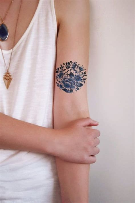 40 Astonishing Circular Tattoo Designs Page 12