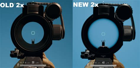 Take A Look At This Comparison Of The Old 2x Vs The New 2x