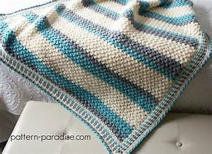 Crochet Blanket Patterns And Instructions