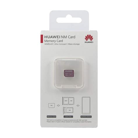Card memory original huawei nano memory nm card 128gb for mate 20 & pro nm1. Huawei's 256GB Nano Memory cards finally available in Europe - DRSC Media