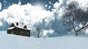 House in Winter 5k Retina Ultra HD Wallpaper and ...
