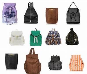 Sac À Dos Femme Tendance : le sac dos marques et mod les tendance ~ Melissatoandfro.com Idées de Décoration