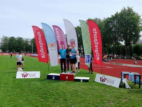 RTU studenti triumfē Rīgas čempionātā vieglatlētikā   RTU Sporta centrs
