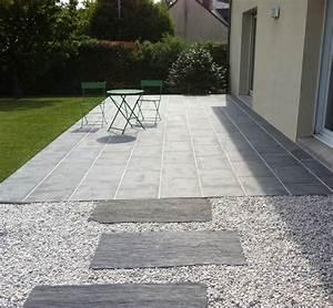 dalle granit pour terrasse meilleures images d inspiration With dalle granit pour terrasse