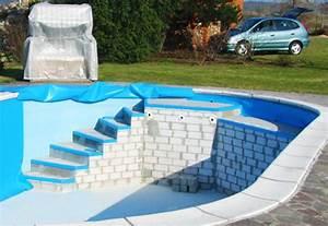 Gartenpools Selber Bauen : poolbau nach wunsch individuelle pools freie pool formen ~ Markanthonyermac.com Haus und Dekorationen