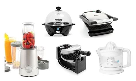 Macy's Small Kitchen Appliances $999 (after Rebate