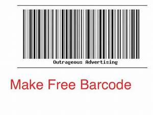 how to make a barcode free youtube With how to make a barcode