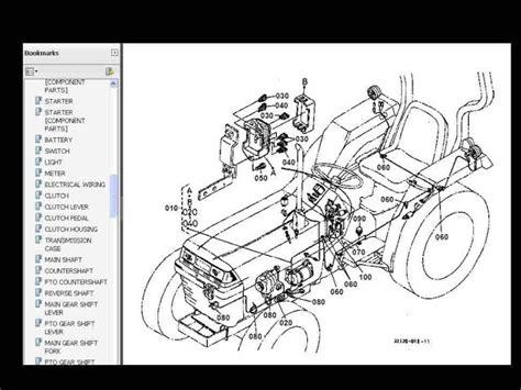 L2350 Kubotum Tractor Wiring Diagram by L2350 Kubota Tractor Wiring Diagrams Kubota Wiring