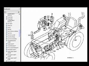 Kubota Tractor Parts Diagram