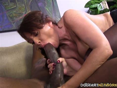 Janet Mason Tries Mandingo S Huge Black Cock Free Porn