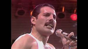 Queen at LIVE AID 1985 - YouTube