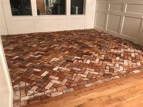 Reclaimed Brick ? Brick Floor Tile   Stone Farm