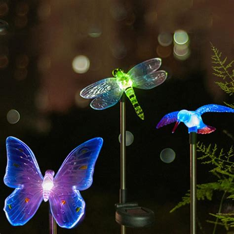solar led path light animal design outdoor
