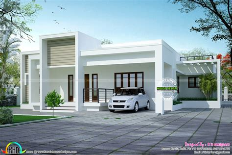 Kerala Home Design One Floor Plan by Simple Home Designs Brilliant But Beautiful One Floor