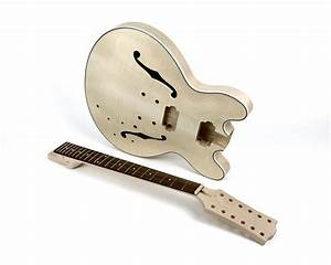 Es Style 12 String Electric Guitar Kits