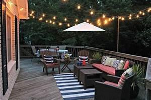 le tapis d39exterieur un accessoire beaucoup de possibilite With grand tapis d extérieur pour terrasse